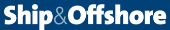 SHIP AND OFFSHORE MAGAZINE logo